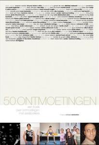 cover 50 ontmoetingen