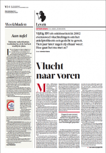 Volkskrant 1 21 november