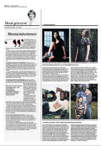 Volkskrant 3 21 november