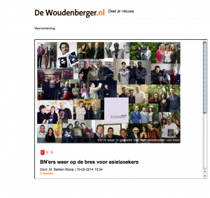 De Woudenberger.nl