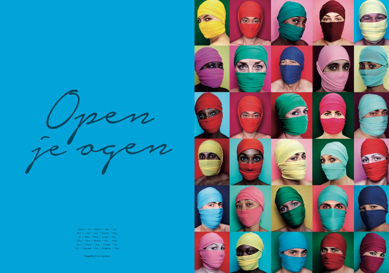 Fotokrant Open Je Ogen